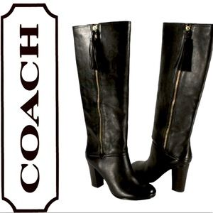 ⭐️HP⭐️ Coach Therese boot 8